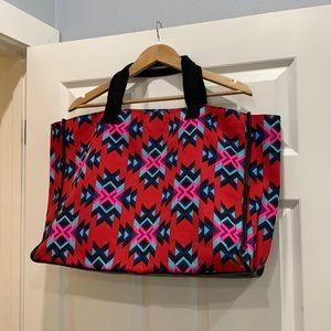 Express Southwestern Printed Beach Bag / Tote Bag